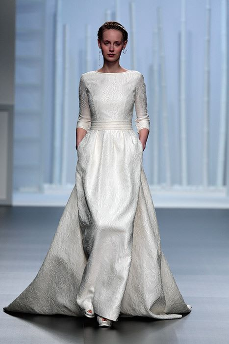 Long Sleeve Wedding Dresses 2015-2016 Rosa Clara