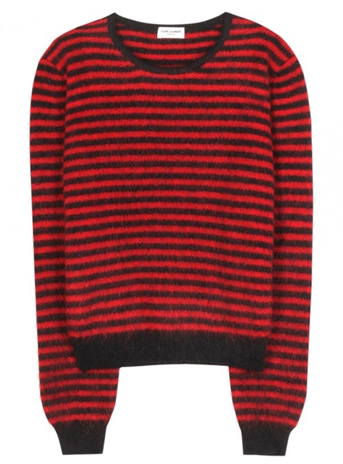 Striped Sweaters Fall-Winter 2015-2016 Saint Laurent