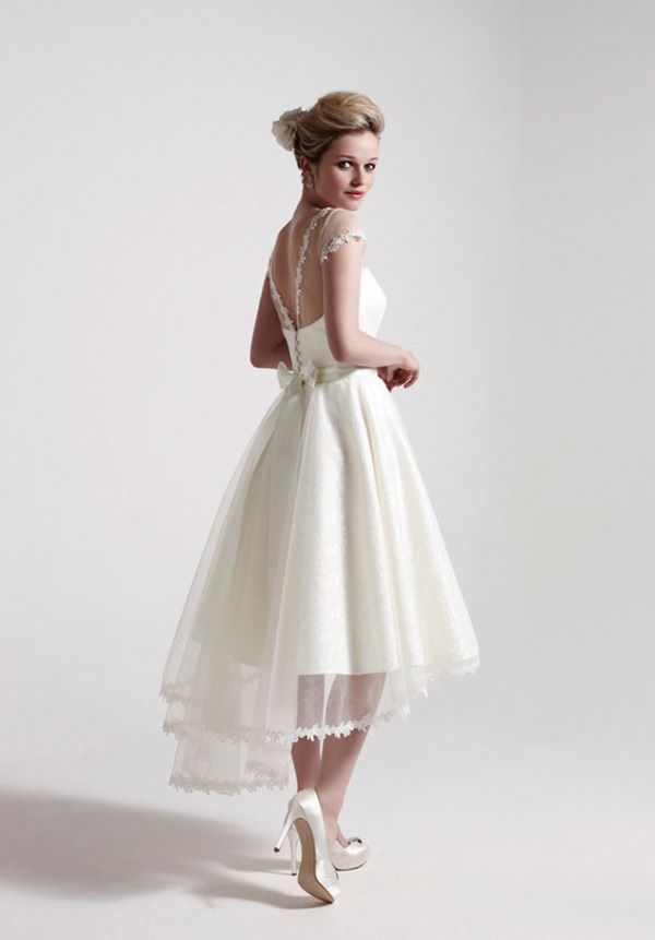 High-Low Wedding Dresses 2015-2016 So Sassi
