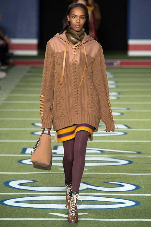 Oversized Sweaters Fall-Winter 2015-2016 Tommy Hilfiger