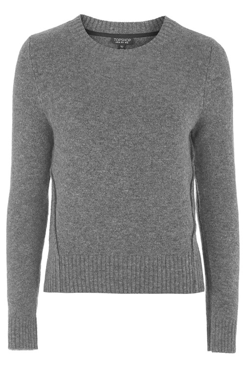 Crew Neck Sweaters Fall-Winter 2015-2016 Topshop