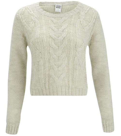 Aran Irish Sweaters Fall-Winter 2015-2016 Vero Moda