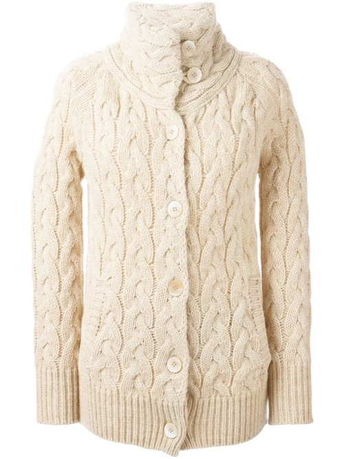 Chunky Knit Cardigans Fall-Winter 2015-2016 Woolrich