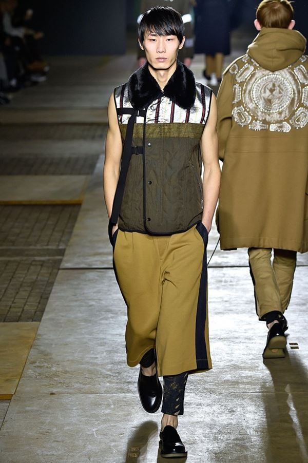 Men's Pants Fall-Winter 2015-2016 Dries van Noten