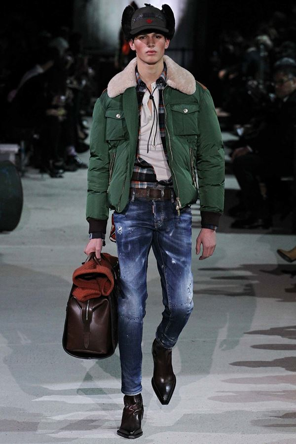 Men's Jeans Fall-Winter 2015-2016 Dsquared2