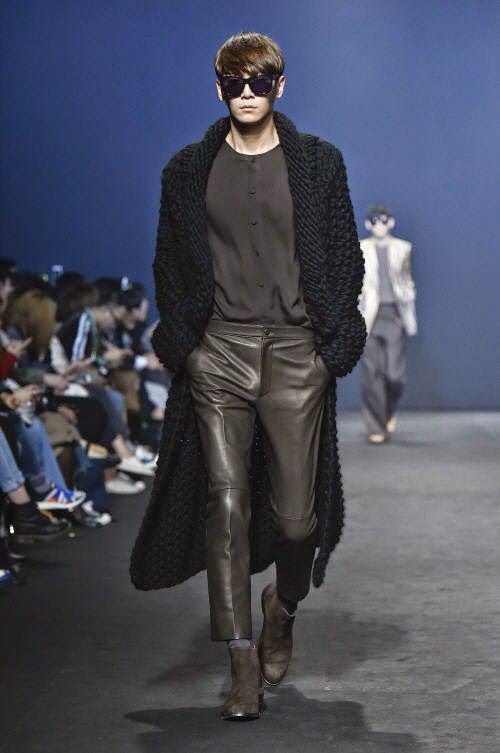 Men's Pants Fall-Winter 2015-2016 Kimseoryong