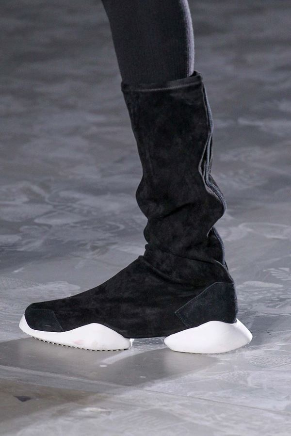 Men's Footwear Fall-Winter 2015-2016 Rick Owens