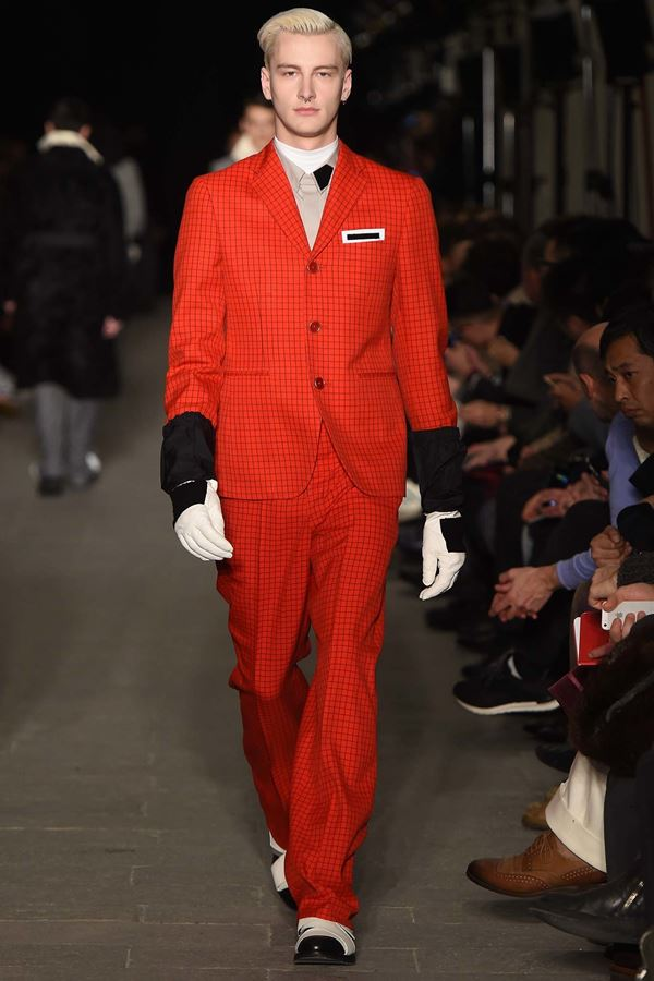 Men's Suits Fall-Winter 2015-2016 Andrea Pompilio