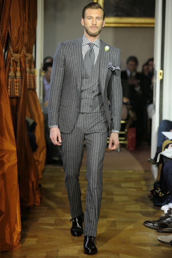 Men's Suits Fall-Winter 2015-2016 CIFONELLI