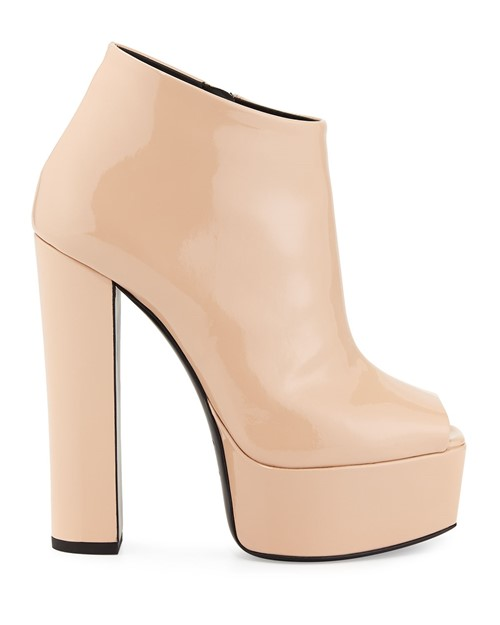 Platform & Thick Sole Ankle Boots Fall-Winter 2015-2016 Giuseppe Zanotti