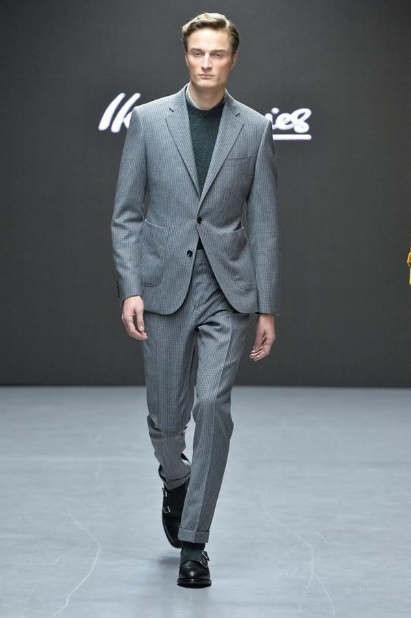 Men's Suits Fall-Winter 2015-2016 Hardy Amies