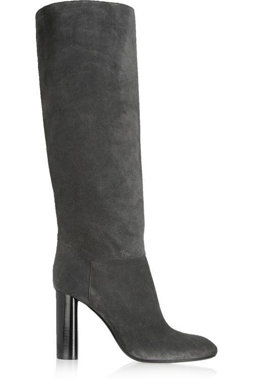 Suede Boots Fall-Winter 2015-2016 Lanvin