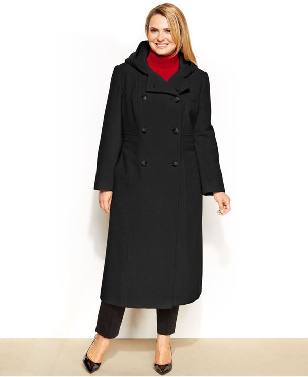 Plus Size Coats 2015-2016  (1)