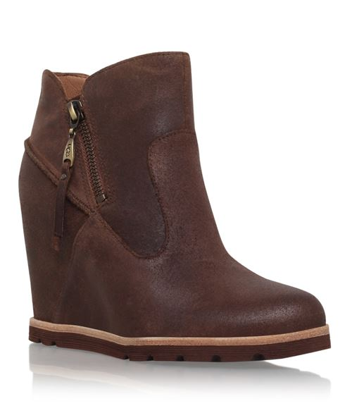 Wedge Ankle Boots Fall-Winter 2015-2016 UGG Australia
