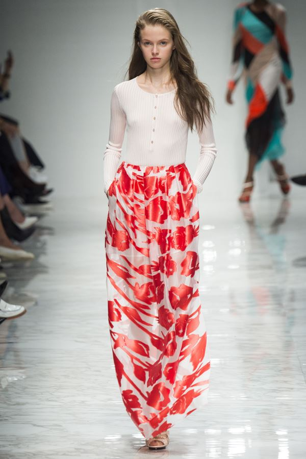 Long Maxi Skirts Spring/Summer 2016 Blumarine