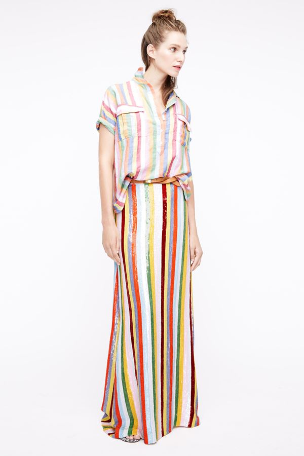 Long Maxi Skirts Spring/Summer 2016 J.Crew