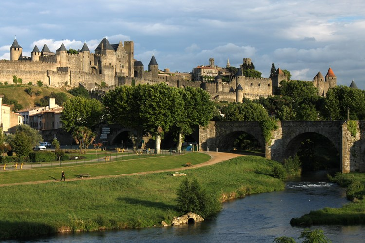 The South of France Towns: Carcassonne