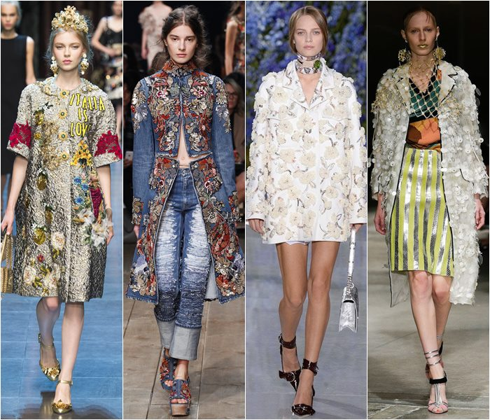 Coat Fashion Trends Spring-Summer 2016 (1)