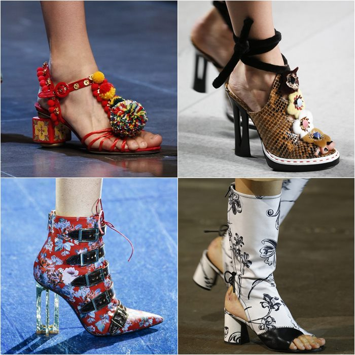 Shoe Fashion Trends Spring-Summer 2016 (19)