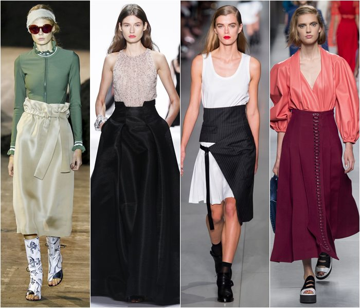 Skirt Fashion Trends Spring-Summer 2016 (1)