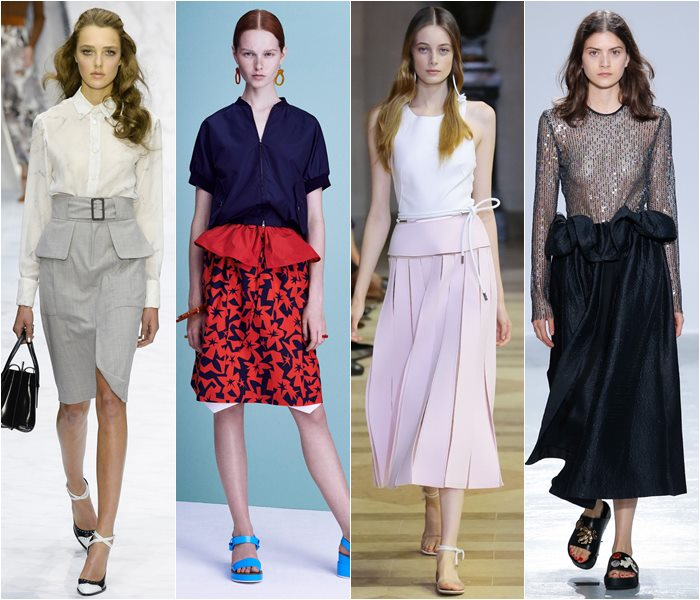 Skirt Fashion Trends Spring-Summer 2016 (24)