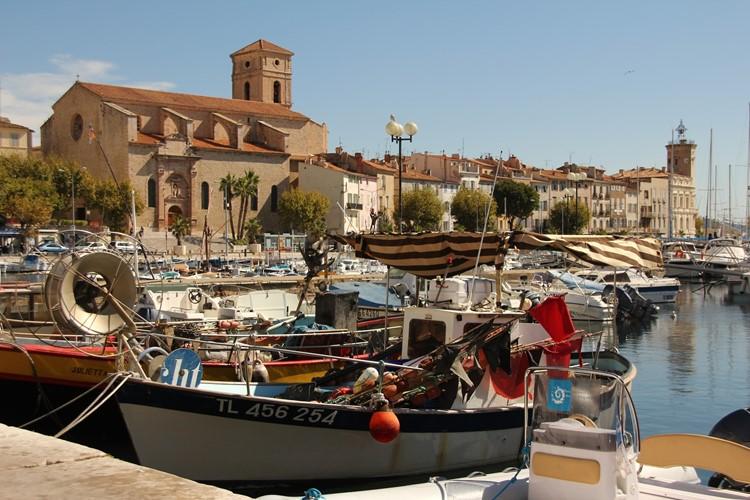 The South of France Towns: la Ciotat