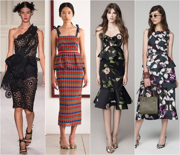 Gucci summer cocktail dresses