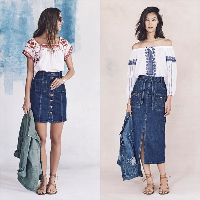 494f2eeca85f Madewell Lookbook Spring-Summer 2016  Modern Country Сlothing Style ...
