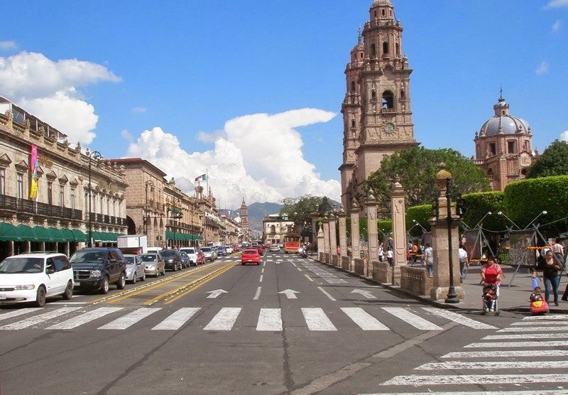 Cities to Visit in Mexico: Morelia