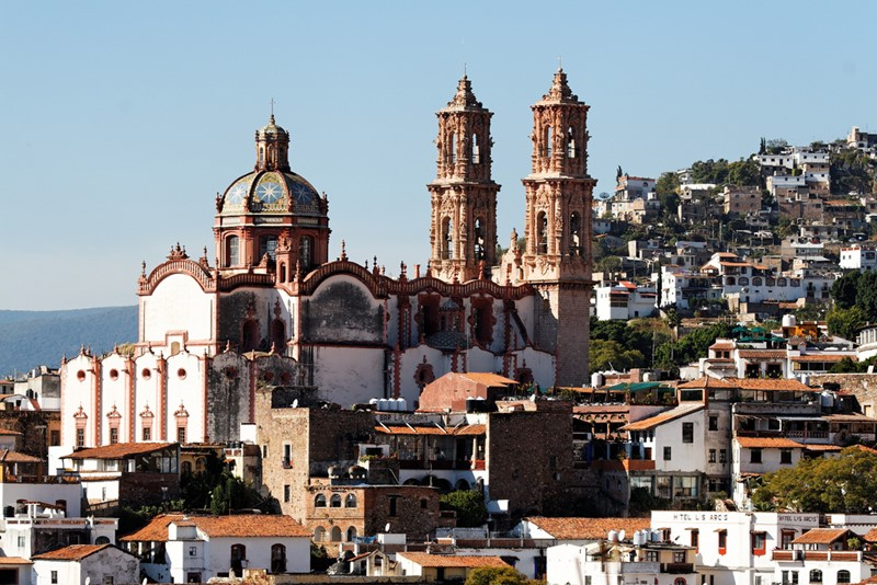 Cities to Visit in Mexico: Tasco