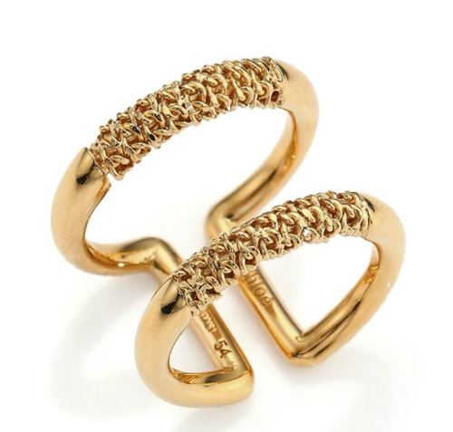 Double Ring Design Chloe