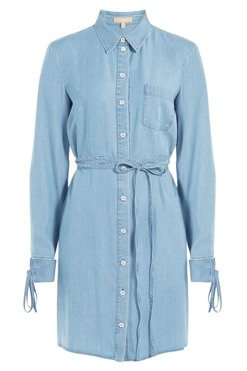 Denim Dress Michael Kors Collection