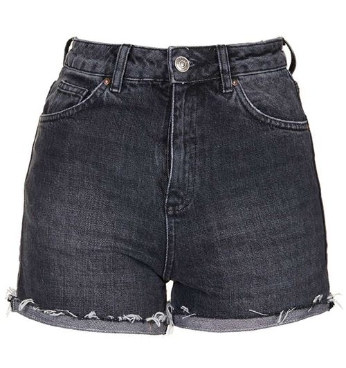 Denim Shorts Topshop