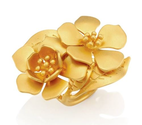 Flower Ring Jewelry Designs Valentino