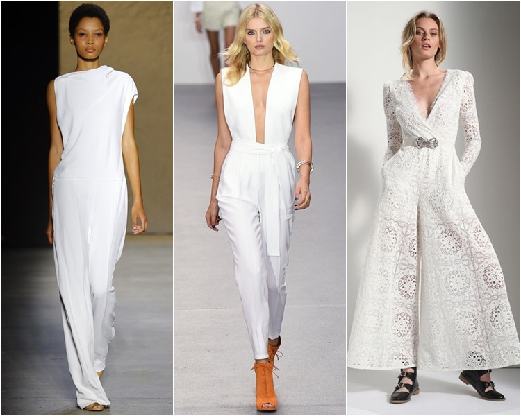 white jumpsuits summer 2016