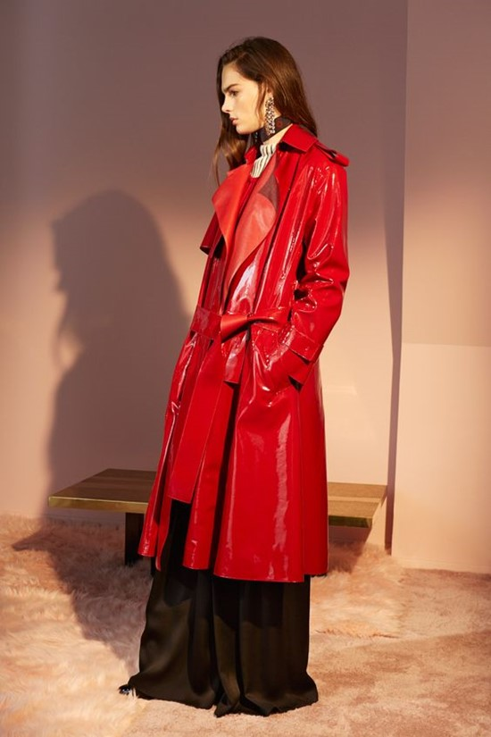 Women S Leather Coats Fall Winter 2016 2017 Cinefog