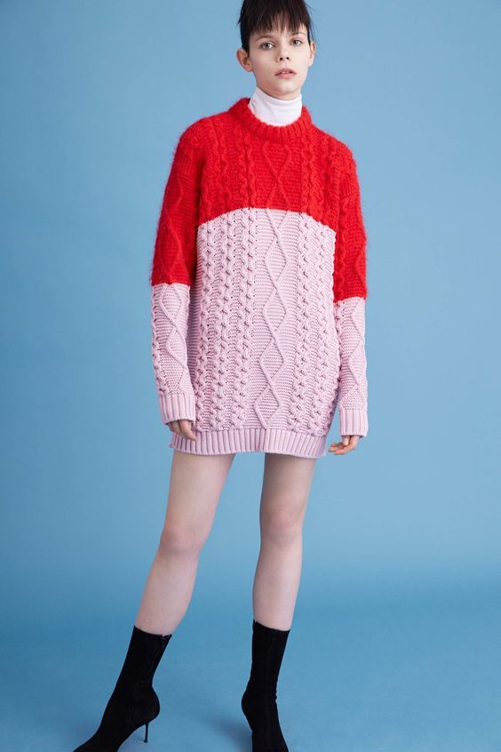 Knitted sweaters women fall-winter 2016-2017 (7)