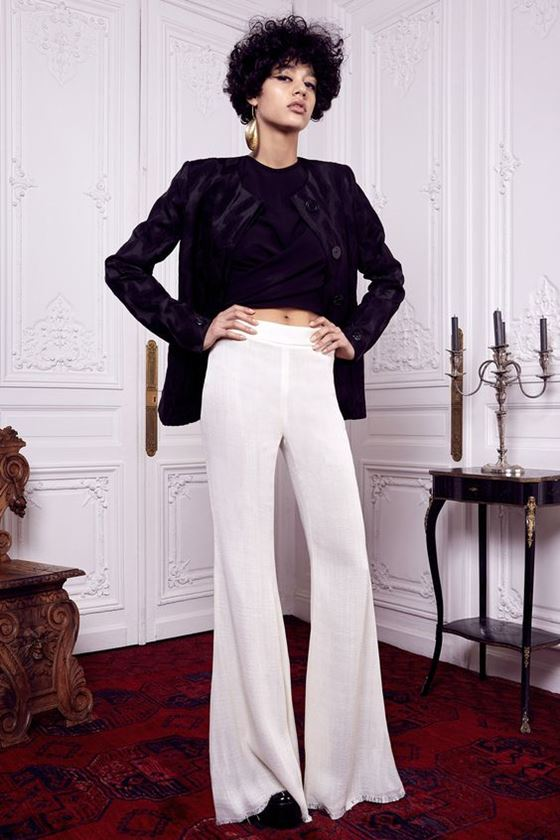 Flared wide leg pants Fall-Winter 2016-2017 (8)