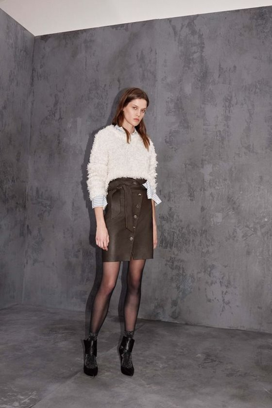 Leather skirts Fall-Winter 2016-2017 Fashion Trends (16)
