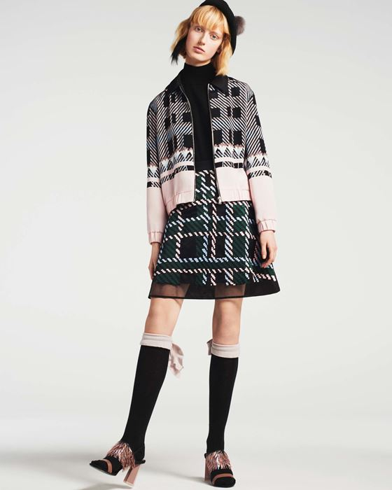 Plaid Skirts Fall-Winter 2016-2017 (15)