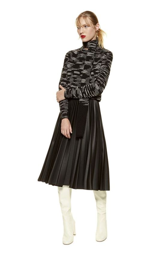Pleated Skirts Fall-Winter 2016-2017 (10)