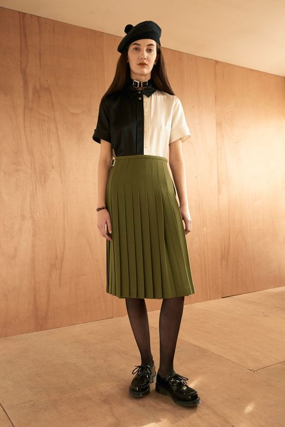 Pleated Skirts Fall-Winter 2016-2017 (9)