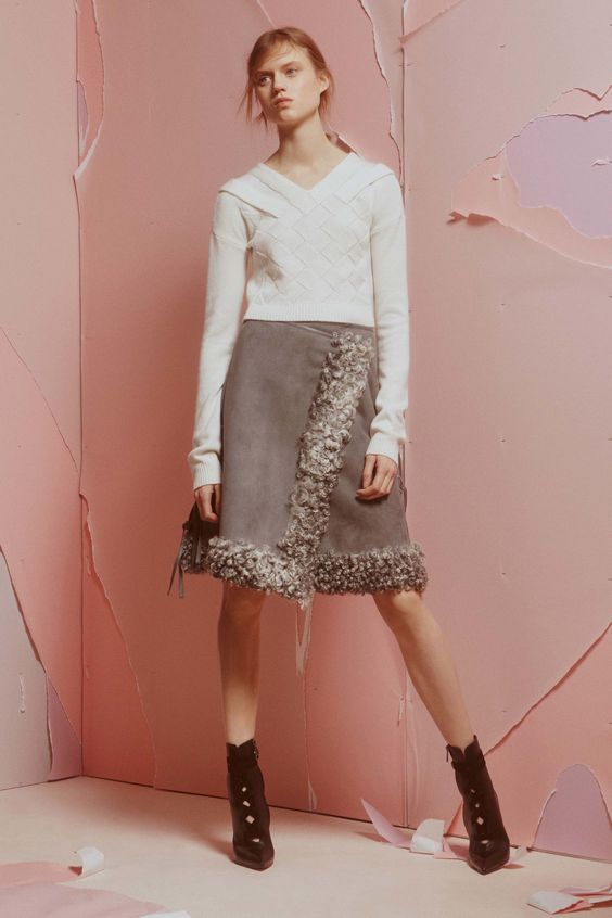 Skirts Fall-Winter 2016-2017 Fashion Trends (3)