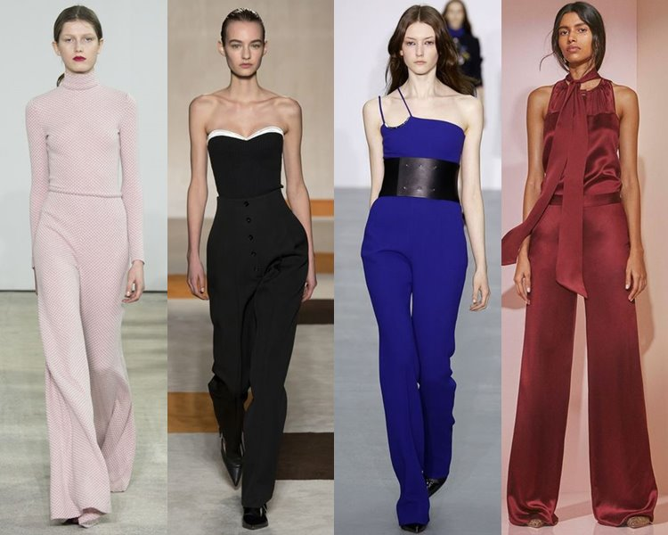 Womens Jumpsuits Fall-Winter 2016-2017