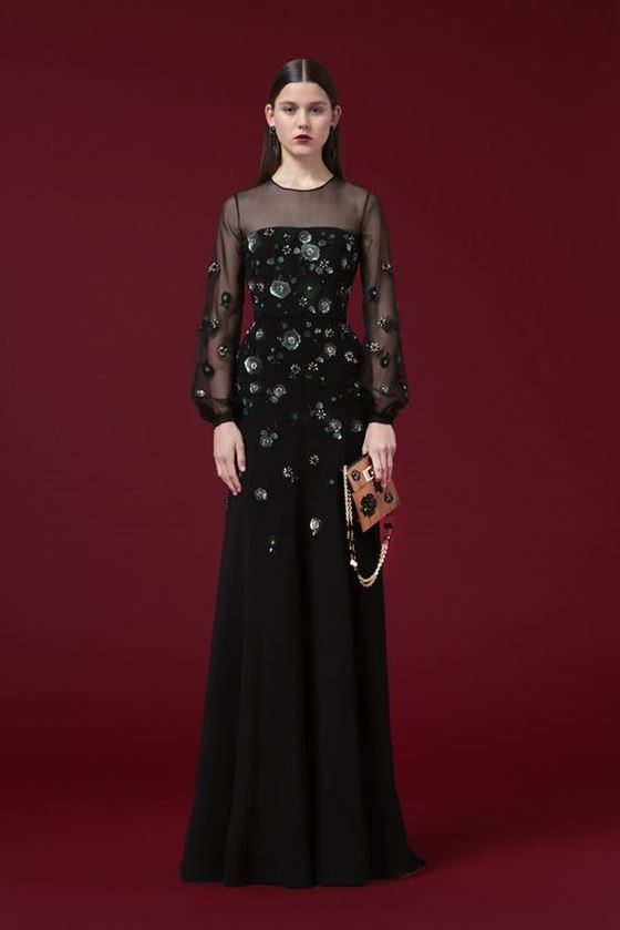 Evening dresses Fall-Winter 2016-2017 (1)