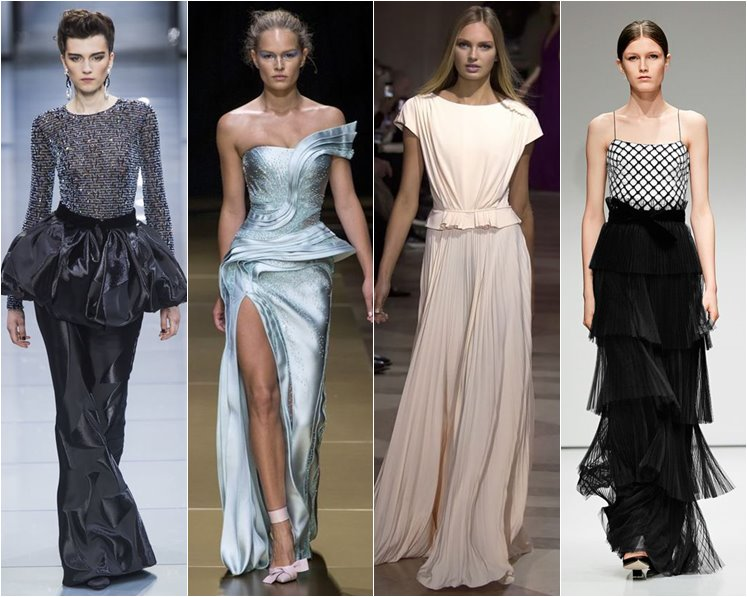 Evening gowns Fall-Winter 2016-2017 Fashion Trends