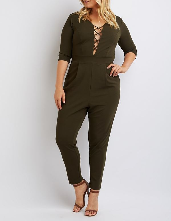 Plus Size Jumpsuits 2016-2017 Fashion Trends (6)