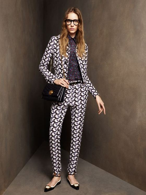 Women's Pantsuits Fall-Winter 2016-2017 Fashion Trends (3)