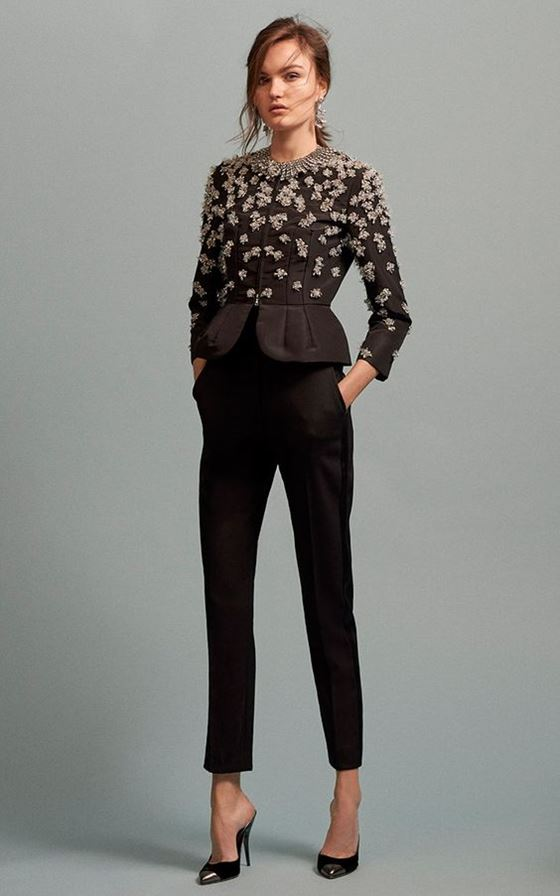 Women's Suits Fall-Winter 2016-2017 Fashion Trends (31)