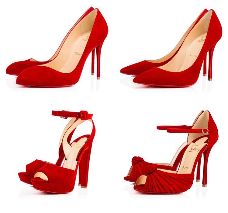 christian louboutin paris collection